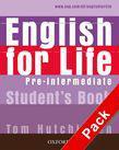 English for Life Pre-Intermediate Student's Book + MultiROM