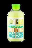 """Шампунь для волос """"Освежающий lime Бесконечная свежесть и чистота"""" Organic shop Фрукты"""