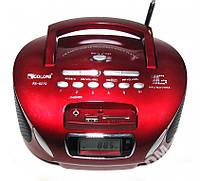 Радиоприемник бумбокс GOLON RX-627Q, бумбокс колонка mp3 usb радио