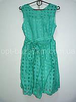 Платья женские оптом с поясом (42-46, Украина) купить недорого в Одессе 7км