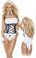 """Roxana эротический игровой (карнавальный) костюм горничной Maid""""s Outfit"""