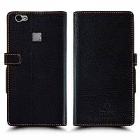 Чехол книжка Stenk Wallet для Xiaomi Redmi Note 5A Prime Чёрный