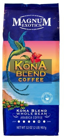Кофе Magnum Exotics KONA BLEND 907 г