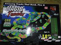 MAGIC Tracks - светящийся трек с машинкой 388, фото 1