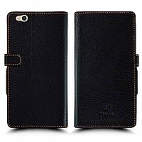 Чехол книжка Stenk Wallet для Xiaomi Mi 5c Чёрный