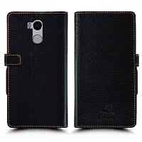 Чехол книжка Stenk Wallet для Xiaomi Redmi 4 Prime / Pro чёрный