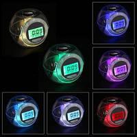 Часы с подсветкой Color Changing