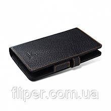 Чехол книжка Stenk Wallet для Sony Xperia Z3 Чёрный