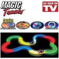 Magic Tracks 265-Конструктор гоночная дорога