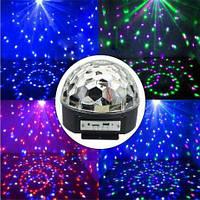 Светомузыка Диско Шар проектор Discoshar 885 Bluetooth,MP3