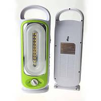 Переносной фонарик  для для зарядки телефонаYJ 6881U с USB
