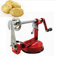 Машинка Spiral Potato Slicer для нарезки картофеля спиралью