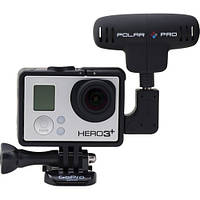 Polar Pro GoPro Mic for HERO2/3/3+/4 Camera. Микрофон для камеры GoPro.