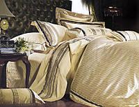 Комплект постельного белья шелковый жаккард La scala 3D-050