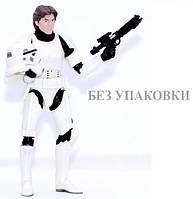 """Фигурка Хан Соло со съемным шлемом из к\ф """"Звездные Войны"""" высота 15 см, фото 1"""
