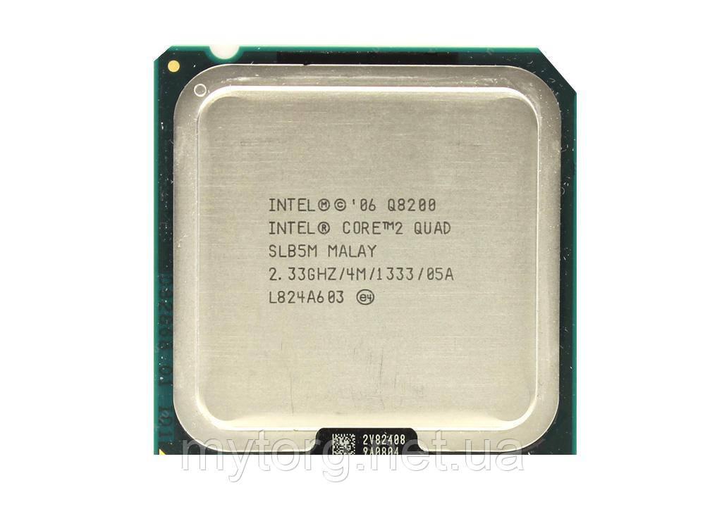 Процессор - Intel Core2Quad Q8200 - 2.33 GGz - LGA 775