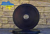 Диск обрезиненный для штанги RN-Sport 10 кг
