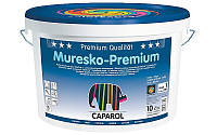 Muresko-Premium - краска фасадная с силиконом, 10 л база А (Капарол)