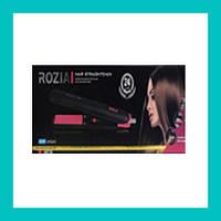 Утюжок для волос ROZIA HR-739