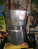 Кофеварка  Гейзерная domotec 2909