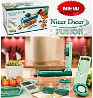Овощерезка Nicer Dicer Fusion ручная