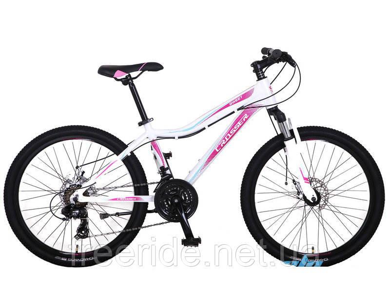Подростковый Велосипед Crosser Sweet 24