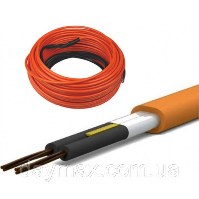 Нагревательный кабель(Электрический теплый пол Ратей) Ratey TIS, двужильный кабель,0.76кВт