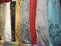 Шарфы оптом, женские шарфы оптом паетками