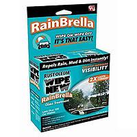 Жидкость Rain Brella для защиты стекла от воды и грязи