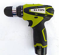 Аккумуляторный шуруповёрт Eltos ДА 12М Li-ion