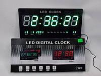 Настенные электронные LED часы Clock JH 4622