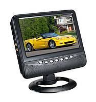 """Телевизор Portable TV 9"""" модель NS-901 портативный"""