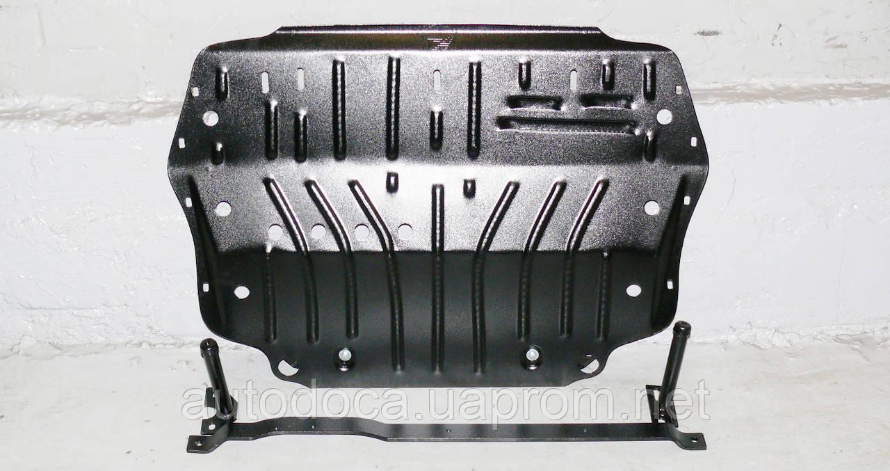 Защита картера двигателя и кпп Volkswagen Golf VI 2008-