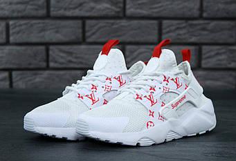 Кроссовки женские Nike Air Huarache Supreme White