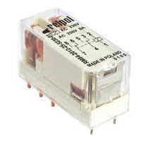 Проміжне реле RM84 24 VDC 8А (пост.)