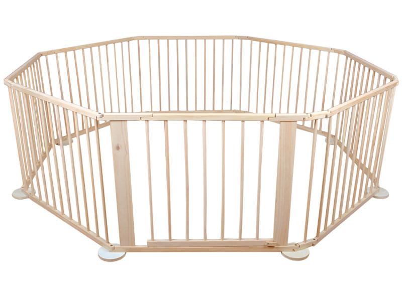 Манеж дитячий дерев'яний , клітка, 8 частин деревянный, клетка, манеж детский