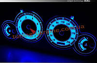 Шкалы приборов для Peugeot 206 1998-2010, фото 1