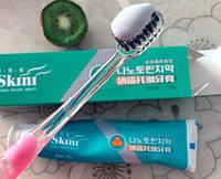 Зубная паста турмалиновая Skini