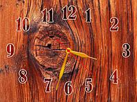 """Настенные часы-картина """"Дерево"""" необычный подарок"""