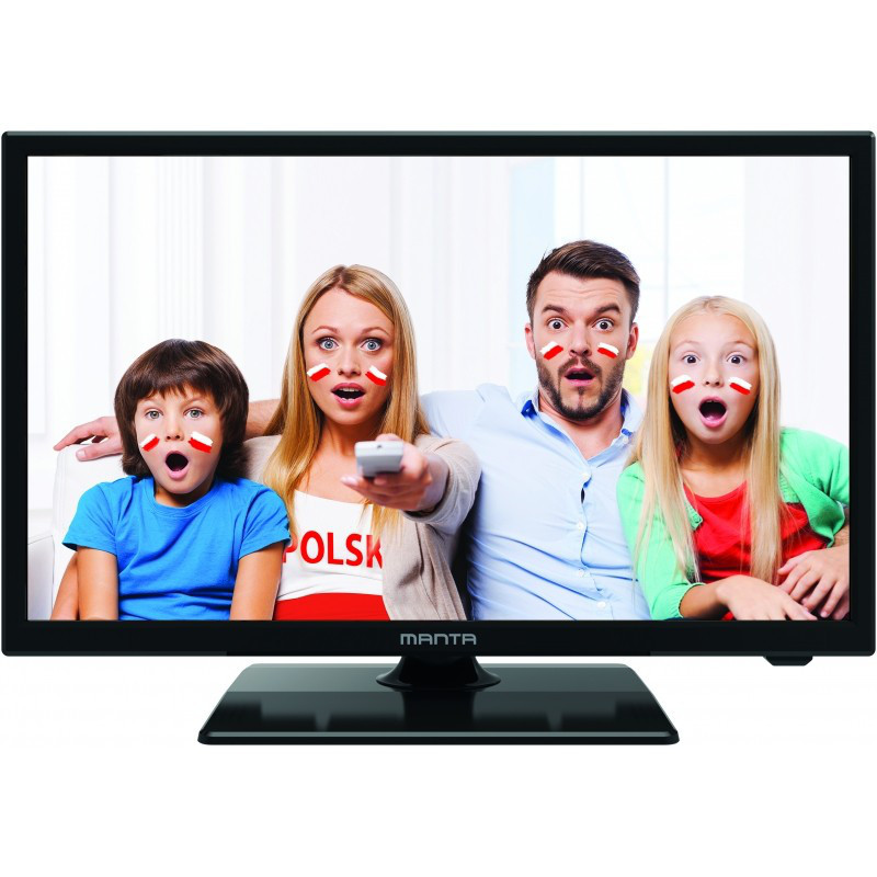 Телевизор Manta LED 24LFN37L (60Гц, Full HD, Dolby Digital 2 x 3Вт, DVB-C/T2)