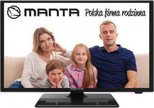 Телевизор Manta LED 24LFN37L (60Гц, Full HD, Dolby Digital 2 x 3Вт, DVB-C/T2) , фото 2