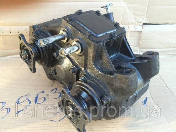 Роздаточная коробка (роздатка) ГАЗ-66  (Производство ГАЗ) Оригинал, Новая!