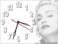 """Настенные часы-картина """"Мадонна"""" красивый подарок"""
