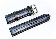 Ремешок для часов Italian IT2200BL-02 22 мм Черный