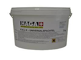 Универсальная натуральная шпатлевка для стен и потолков   Kalk Universalspachtel   5 кг