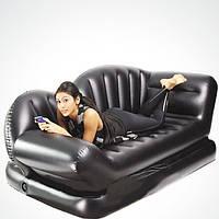 Надувной диван трансформер Air Lounge