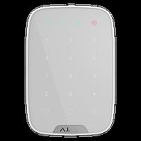 Беспроводная клавиатура Ajax Keypad (white)