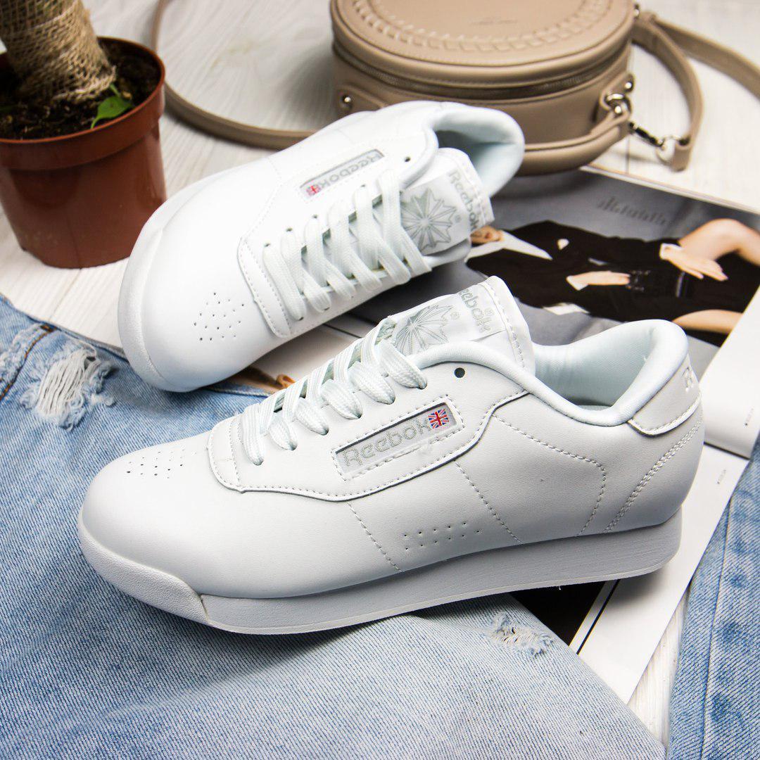 6d69c7f4 Женские кроссовки Reebok Classic Leather White: продажа, цена в ...