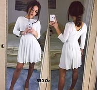 Платье женское трикотажное 330 Ол