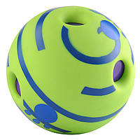 Игрушка Wobble Wag Giggle хихикающий мяч для собак